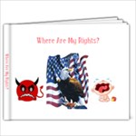 Where Are My Rights - 6x4 Photo Book (20 pages)