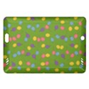 Balloon Grass Party Green Purple Amazon Kindle Fire HD (2013) Hardshell Case View1