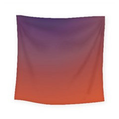 Course Colorful Pattern Abstract Square Tapestry (small)