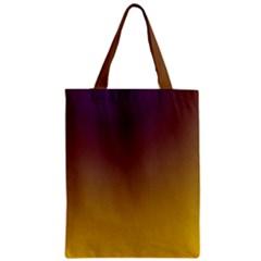 Course Colorful Pattern Abstract Zipper Classic Tote Bag