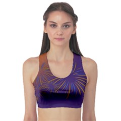 Sylvester New Year S Day Year Party Sports Bra