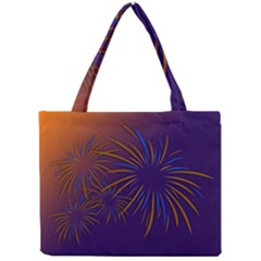 Sylvester New Year S Day Year Party Mini Tote Bag