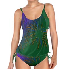 Sylvester New Year S Day Year Party Tankini Set