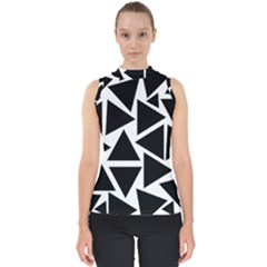 Template Black Triangle Shell Top