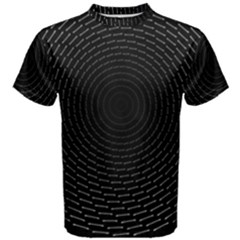 Q Tips Collage Space Men s Cotton Tee