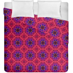Retro Abstract Boho Unique Duvet Cover Double Side (king Size)