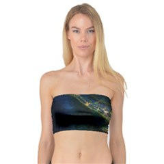 Commercial Street Night View Bandeau Top