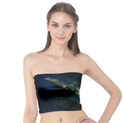 Commercial Street Night View Tube Top