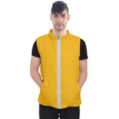 Texture Background Pattern Men s Puffer Vest by BangZart