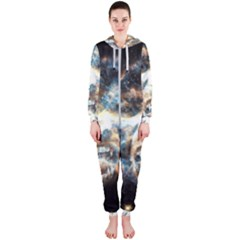 Universe Vampire Star Outer Space Hooded Jumpsuit (ladies)