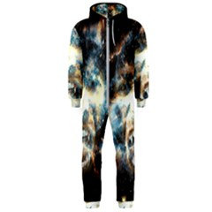 Universe Vampire Star Outer Space Hooded Jumpsuit (men)