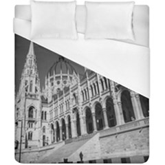 Architecture Parliament Landmark Duvet Cover (california King Size) by BangZart