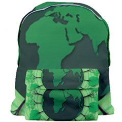 Earth Forest Forestry Lush Green Giant Full Print Backpack by BangZart