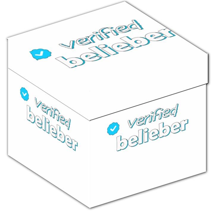 Verified Belieber Storage Stool 12