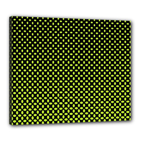 Pattern Halftone Background Dot Canvas 24  X 20