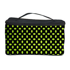 Pattern Halftone Background Dot Cosmetic Storage Case