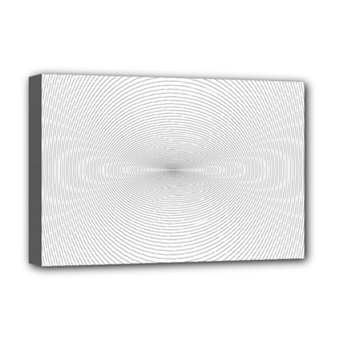 Background Line Motion Curve Deluxe Canvas 18  X 12