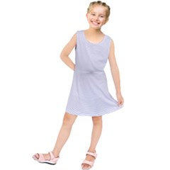 Background Line Motion Curve Kids  Tunic Dress
