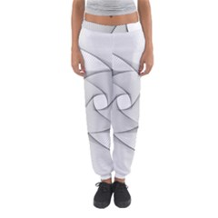 Rotation Rotated Spiral Swirl Women s Jogger Sweatpants