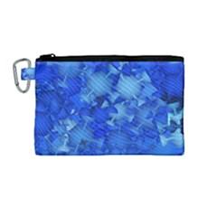 Fun,fantasy And Joy 4 Canvas Cosmetic Bag (medium) by MoreColorsinLife