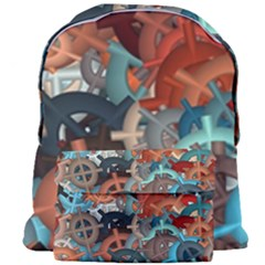 Fun,fantasy And Joy 2 Giant Full Print Backpack by MoreColorsinLife