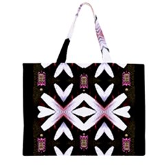 Japan Is A Beautiful Place In Calm Style Zipper Large Tote Bag by pepitasart