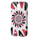 High Contrast Twirl Samsung Galaxy S4 I9500/I9505 Hardshell Case View3
