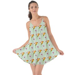 Birds Hummingbirds Wings Love The Sun Cover Up by Celenk