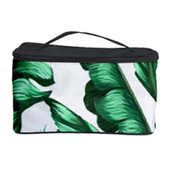 Banana Leaves And Fruit Isolated With Four Pattern Cosmetic Storage Case by Celenk