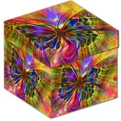 Arrangement Butterfly Aesthetics Storage Stool 12   by Celenk