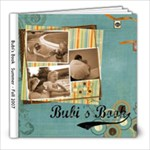 scrapbook4mom - 8x8 Photo Book (20 pages)