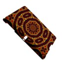 Geometric Tapestry Samsung Galaxy Tab S (10.5 ) Hardshell Case  View5