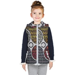Person Character Characteristics Kid s Puffer Vest