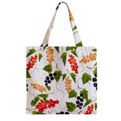 Juicy Currants Grocery Tote Bag by TKKdesignsCo