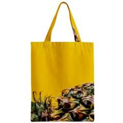 Pineapple Raw Sweet Tropical Food Classic Tote Bag by Celenk