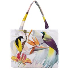 Birds Of Paradise Mini Tote Bag by TKKdesignsCo