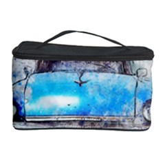 Car Old Car Art Abstract Cosmetic Storage Case by Celenk