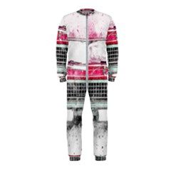 Car Old Car Art Abstract Onepiece Jumpsuit (kids)