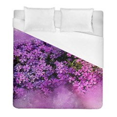 Flowers Spring Art Abstract Nature Duvet Cover (full/ Double Size) by Celenk