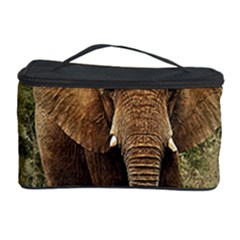 Elephant Animal Art Abstract Cosmetic Storage Case by Celenk