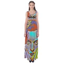 Femm Fatale Empire Waist Maxi Dress by 8fugoso
