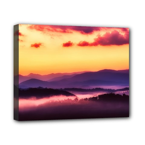Great Smoky Mountains National Park Canvas 10  X 8  by Celenk