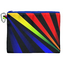Graphic Design Computer Graphics Canvas Cosmetic Bag (xxl) by Celenk
