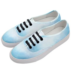 Ombre Women s Classic Low Top Sneakers by ValentinaDesign