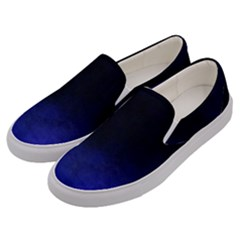 Ombre Men s Canvas Slip Ons by ValentinaDesign