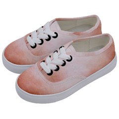 Ombre Kids  Classic Low Top Sneakers by ValentinaDesign