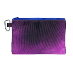Ombre Canvas Cosmetic Bag (large) by ValentinaDesign