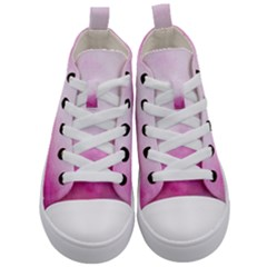 Ombre Kid s Mid Top Canvas Sneakers