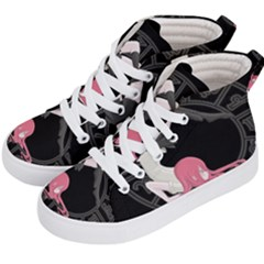 Scorpio Girl Kid s Hi Top Skate Sneakers by Valentinaart