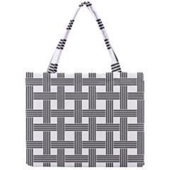 Seamless Stripe Pattern Lines Mini Tote Bag by Celenk